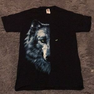 Other - Wolf shirt